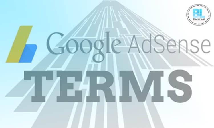 daftar istilah google adsense secara umum di dunia blog