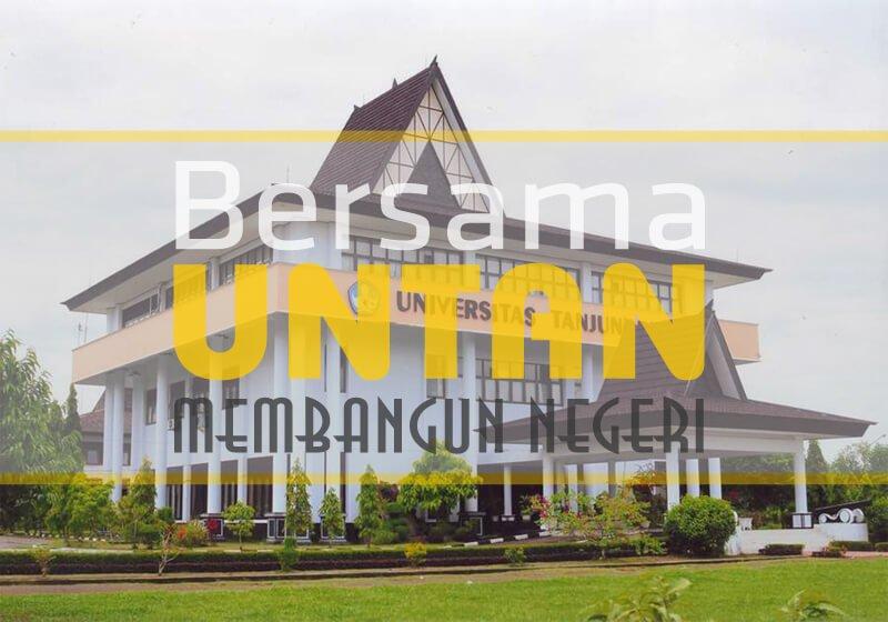 marilah bersama untan membangun negeri indonesia yang sejahtera