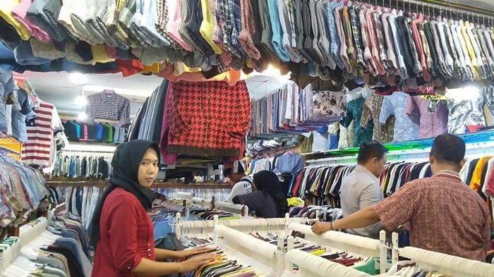 belanja baju murah di pasar baru jakarta
