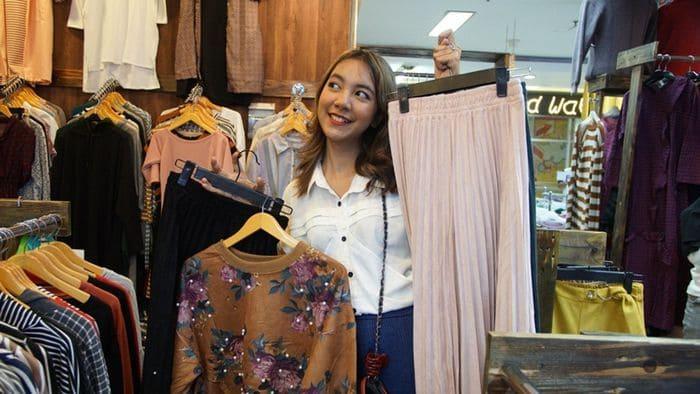 belanja baju murah di pusat grosir cililitan jakarta