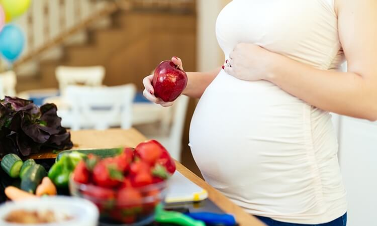 Kenali Kebutuhan Nutrisi Ibu Hamil Muda