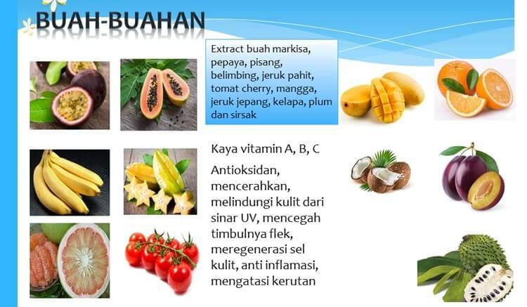 jenis buah-buahan yang terkandung didalam black jam original raw