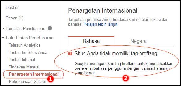 meta tag hreflang di google webmaster