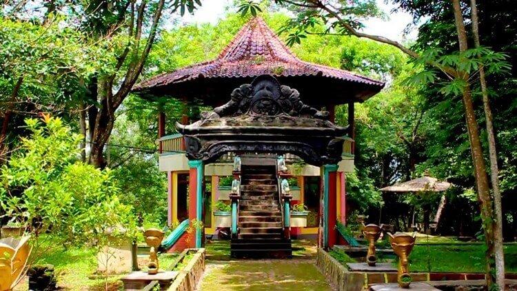 destinasi wisata alam bukit siguntang palembang