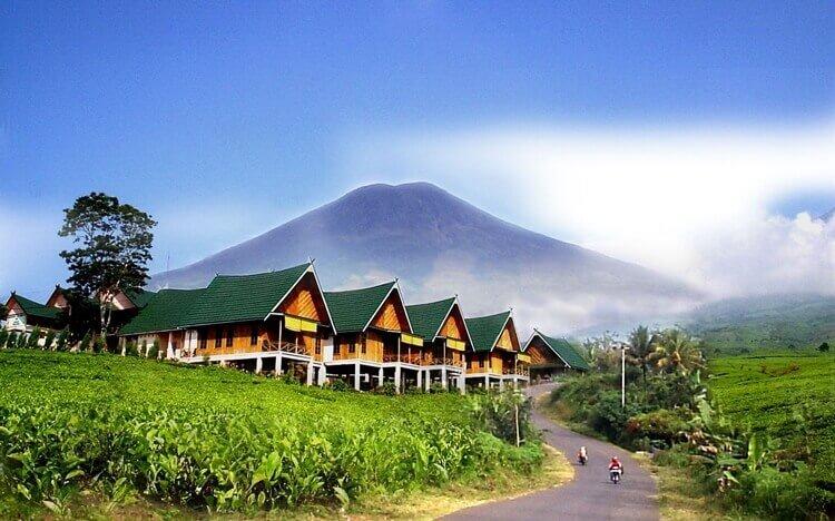 rekomendasi objek, tempat dan destinasi wisata alam palembang