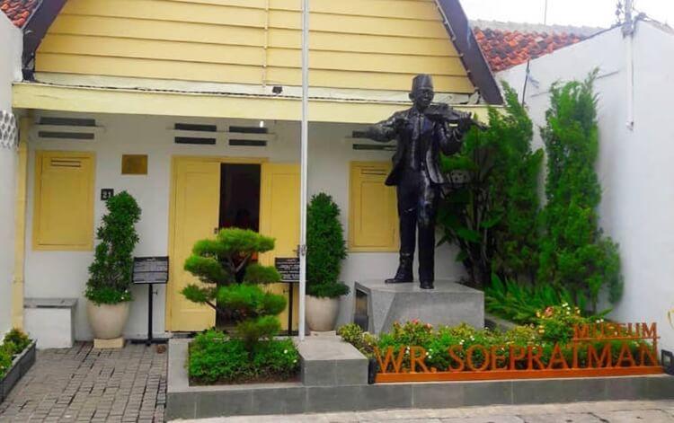 museum wr soepratman, wisata surabaya bersejarah terpopuler di indonesia
