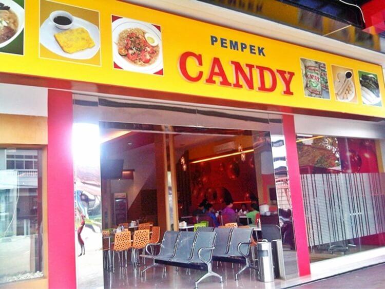 wisata kuliner pempek candy palembang