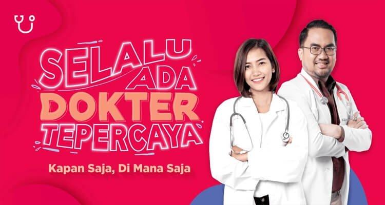 pengertian aplikasi halodoc konsultasi dokter