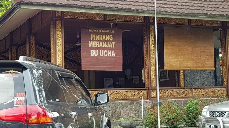 wisata kuliner pindang patin meranjat ibu ucha palembang