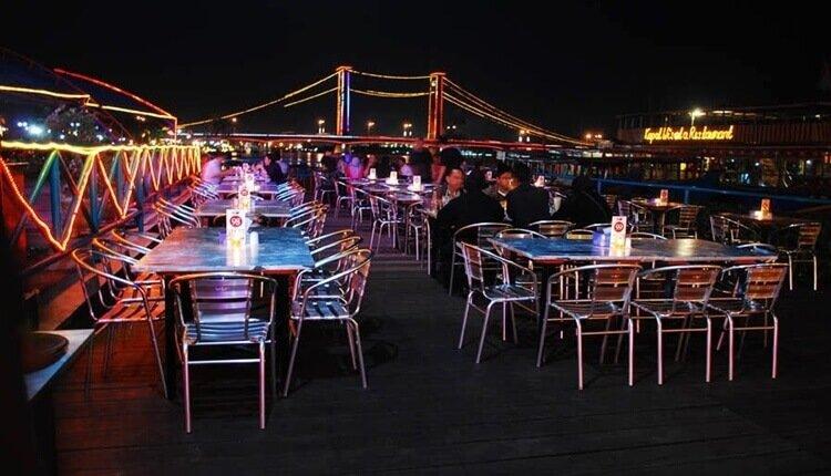 wisata kuliner riverside restaurant palembang