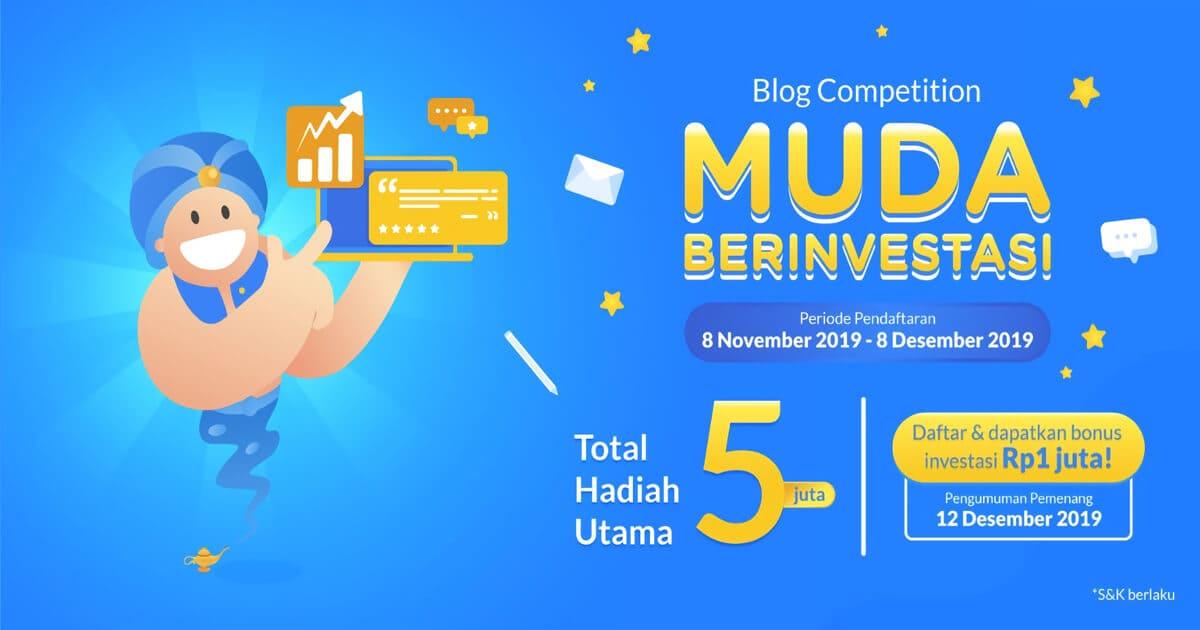 ajaib, jenis investasi untuk milenial terbaru dan terpercaya di indonesia