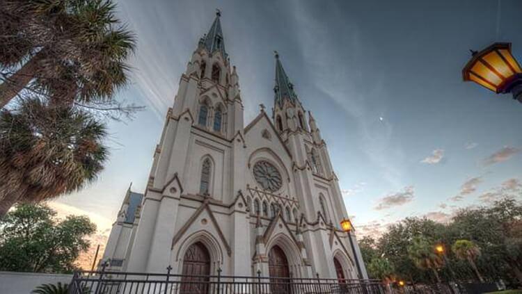 gereja katedral, tempat wisata jakarta pusat