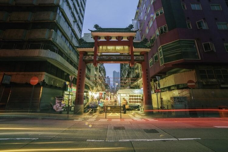 kawasan chinatown, tempat wisata jakarta barat