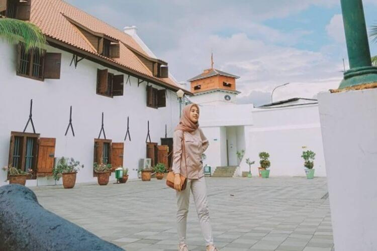 museum bahari, objek wisata jakarta dengan koleksi kebaharian dan kenelayanan bangsa Indonesia