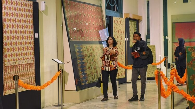 museum tekstil, tempat wisata jakarta barat