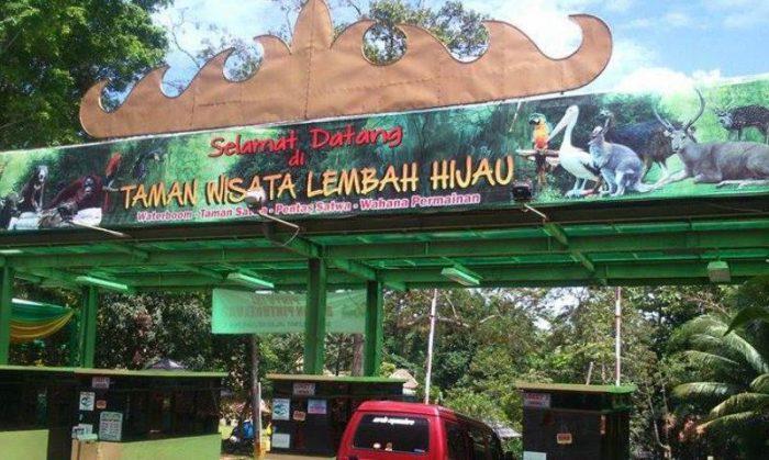 taman wisata lembah hijau, objek wisata lampung ramah anak