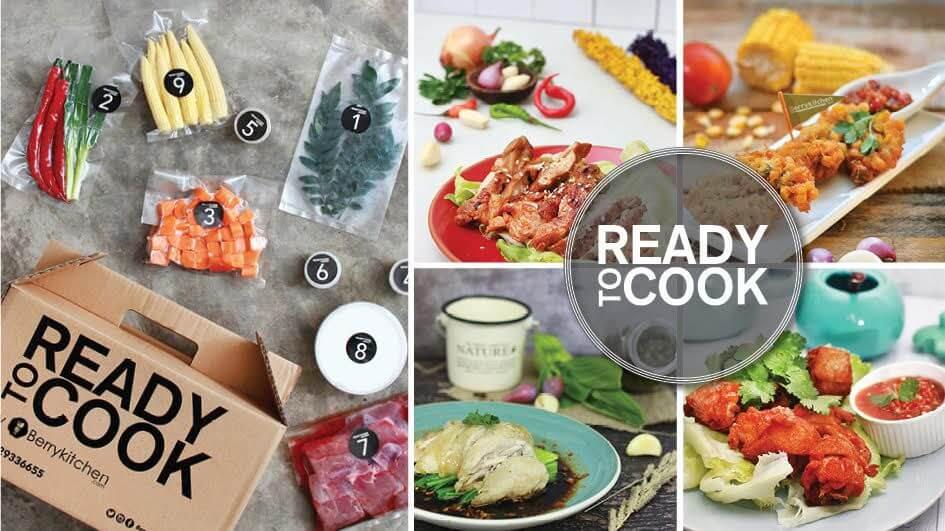 ide bisnis jual bahan makanan siap masak terlengkap di indonesia
