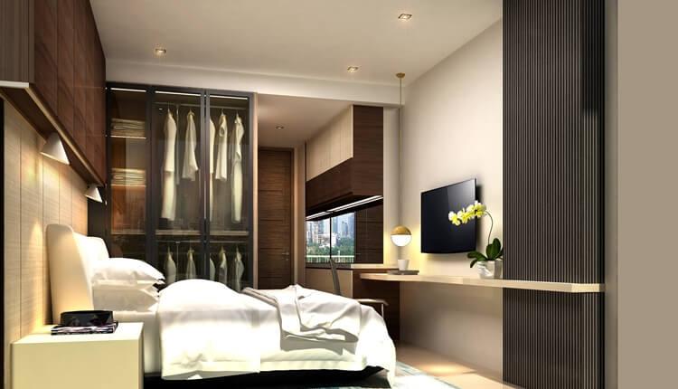 apartemen norrington suites sediakan teknologi google home smart home system