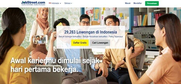 jobstreet.com situs bursa kerja terpercaya, situs lowongan kerja terpercaya dan terbaik di indonesia