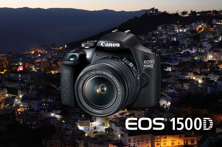 Canon EOS 1500D pilihan kamera canon terbaik 2019 untuk fotografi