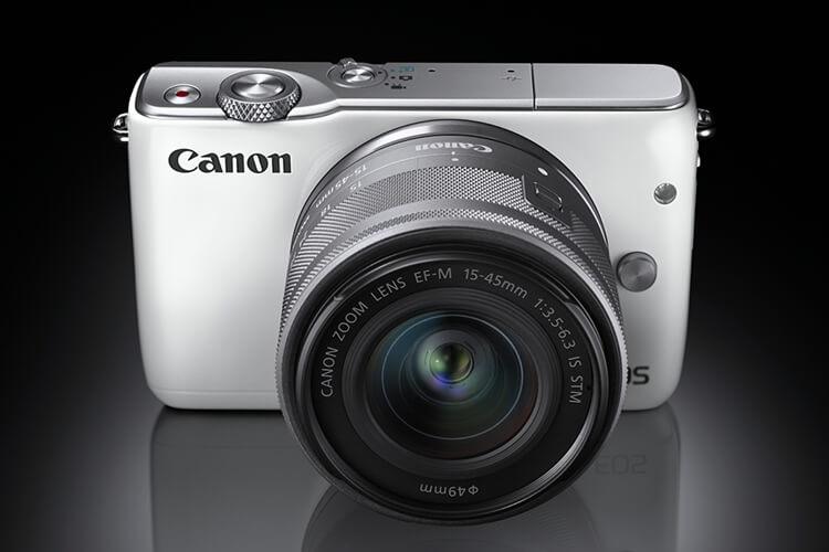 Canon EOS M10 kamera canon terbaik 2019 untuk pemula