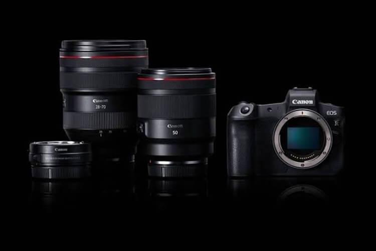 Canon EOS R kamera canon terbaik 2019 untuk fotografer profesional