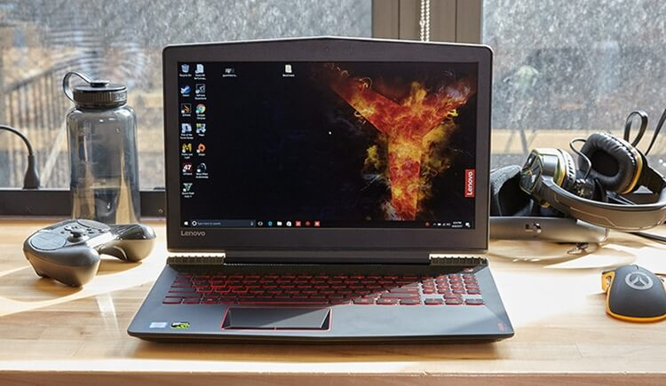 laptop gaming terbaik 2020 Lenovo Legion Y520