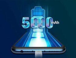 7 HP Android Baterai 5000 mAh Beserta Spek dan Harganya