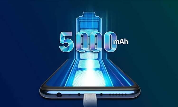 ponsel, smartphone dan hp android baterai 5000 mAh beserta spefisikasi dan harganya
