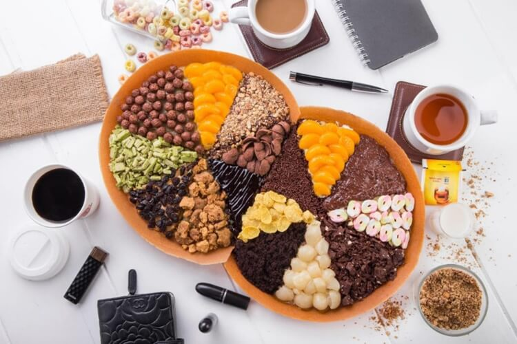 daftar ide peluang bisnis makanan kekinian, populer dan laku keras di indonesia