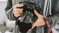 daftar rekomendasi dan pilihan kamera canon terbaik 2019 untuk fotografi, videografi dan ngevlog