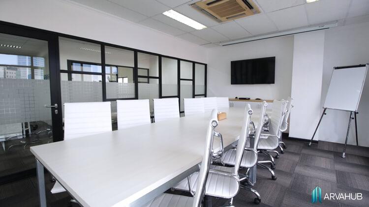 meeting room arvahub virtual office jakarta