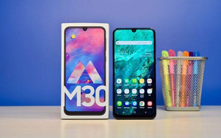 hp android baterai 5000 mAh samsung galaxy m30s