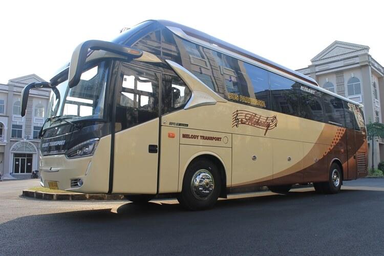 panduan cara booking rental sewa bus pariwisata di semarang paling baru 2020