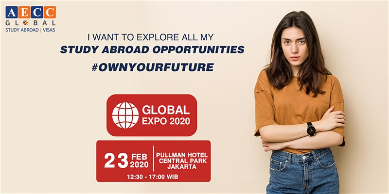 pameran pendidikan internasional 2020 dan Global Education Expo 2020