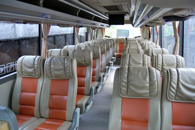 info tarif rental sewa bus pariwisata di semarang terbaru 2020