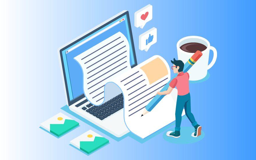 usaha bisnis dan kerja sampingan untuk mahasiswa yang hobi menulis paling menjanjikan 2020