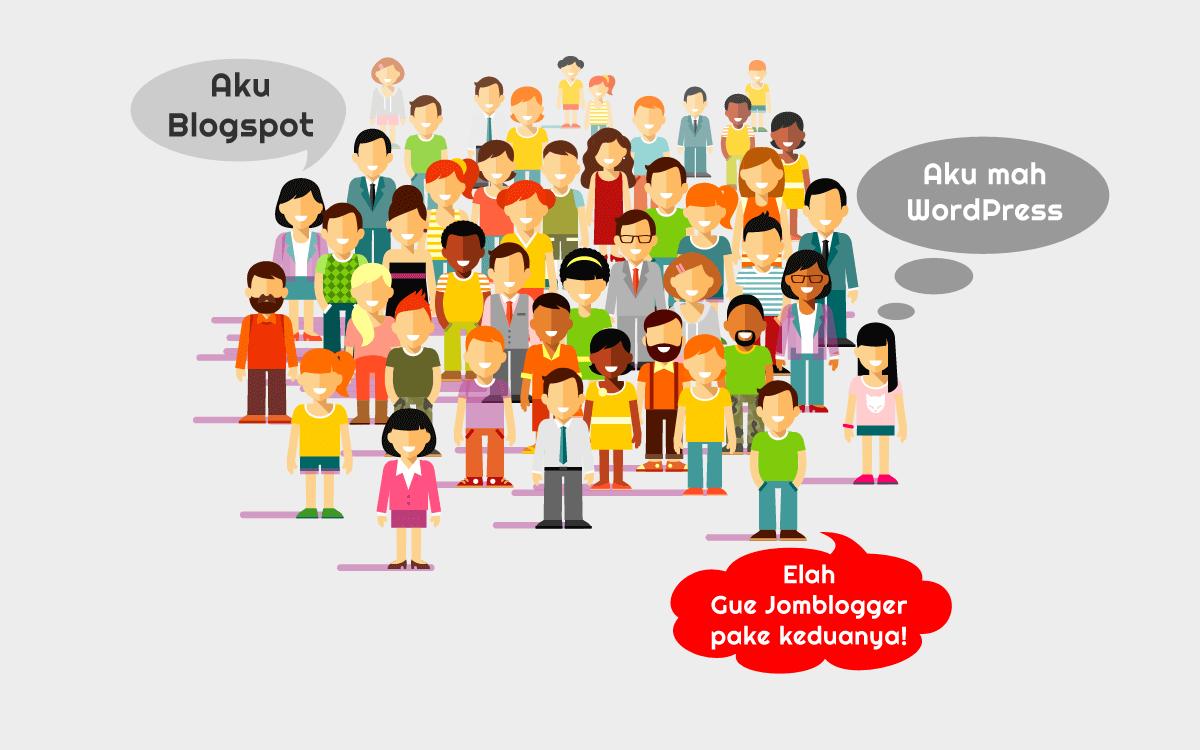 daftar nama komunitas blogger terbesar di indonesia