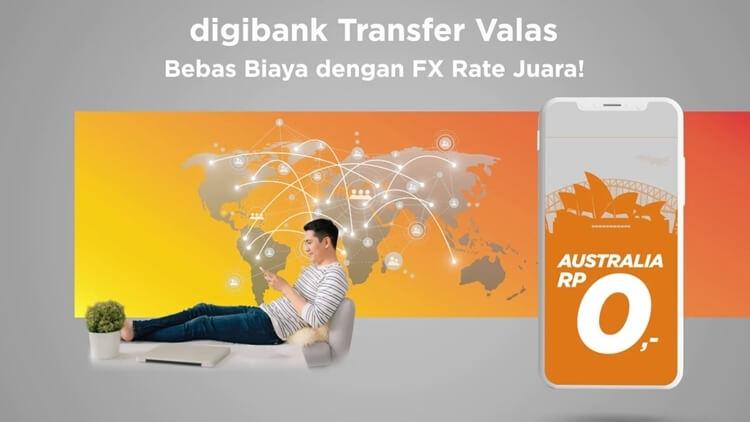 kemudahan jual beli antarnegara dan perluasan bisnis melalui transfer valas via aplikasi digibank