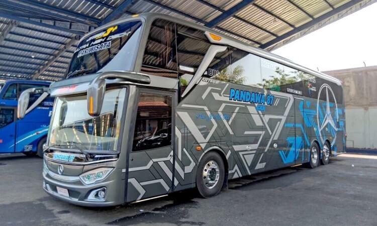 daftar tarif dan paket harga sewa bus pariwisata semarang terbaru dan terlengkap 2020