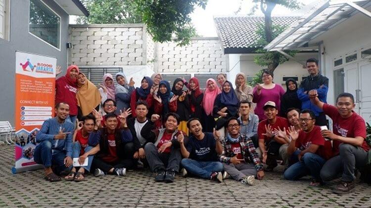 keluarga komunitas blogger jakarta