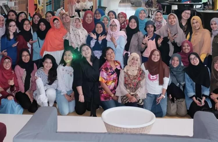 keluarga komunitas blogger perempuan