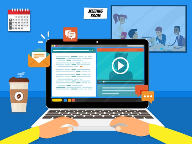 ide bisnis rumahan mengelola les atau kelas online