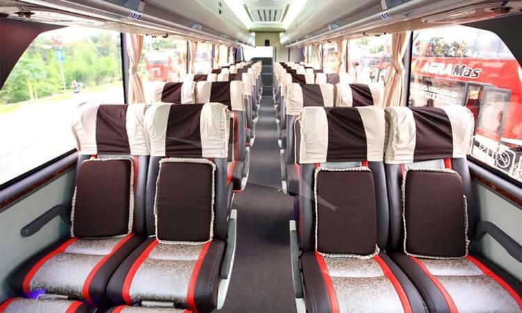 rekomendasi rental sewa bus pariwisata di semarang terbaik terbaru terlengkap dan terpercaya