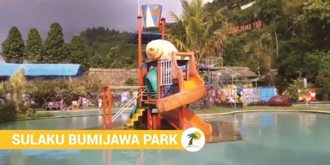 sulaku bimijawa park dan tempat wisata di tegal yang ramah anak