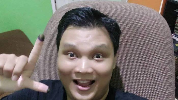 blogger senior indonesia sumbodo malik dengan kampung bloggernya