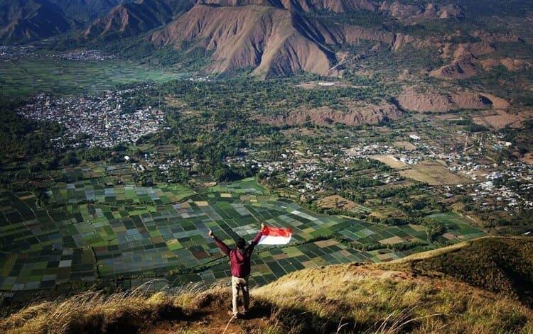 bukit pergasingan tempat wisata di lombok terbaru 2020
