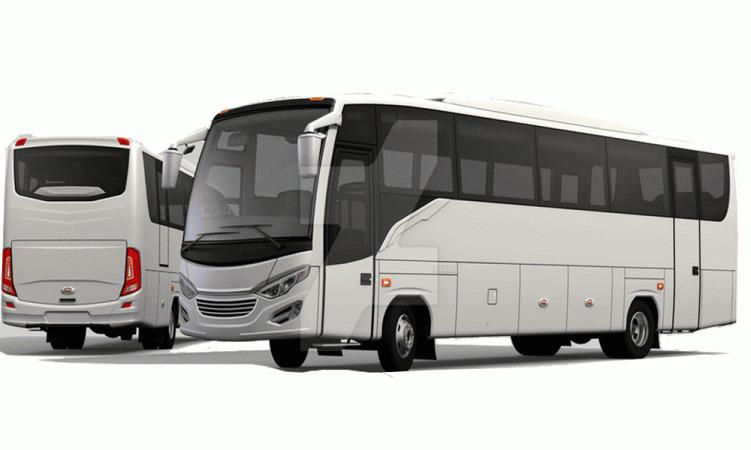 daftar harga bus pariwisata kecil medium besar big mobil travel elf terbaru 2020