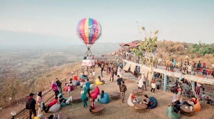 daftar rekomendasi tempat wisata di jogja terbaik, terpopuler dan terbaru tahun 2020