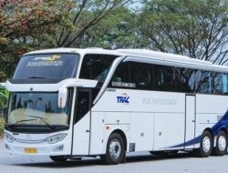 3 Jenis Bus Pariwisata yang Nyaman Digunakan untuk Liburan